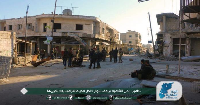 بعد معارك طاحنة.. الكشف عن حجم خسائر قوات الأسد في سراقب