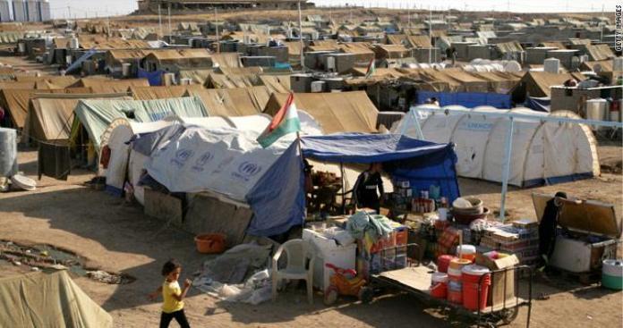 3300 طفل سوري يعملون في مخيم الزعتري و60% منهم لايذهبون للمدرسة