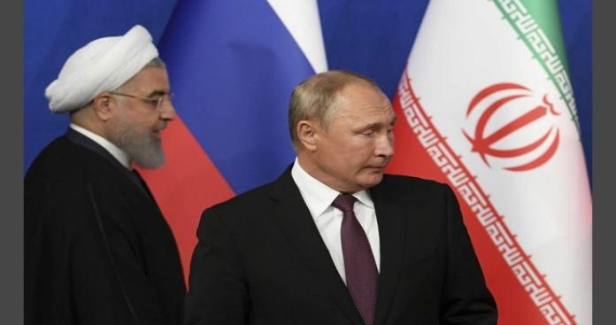 """صحيفة """"الشرق الأوسط"""": الوجود الإيراني في سوريا بات يهدد مصالح روسيا"""