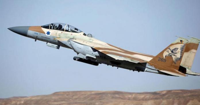 إسرائيل تقصف مواقعاً للنظام وإيران قرب دمشق