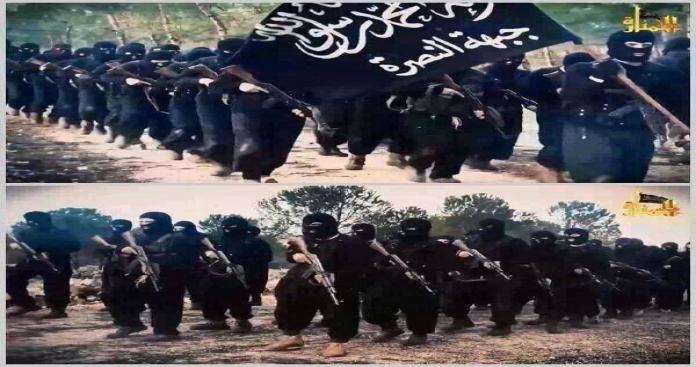 """كتيبة سيف الله الشيشانيّ تجدّد بيعتها لـِ """"النصرة"""" وتؤكّد على قتالها لتنظيم """"الدولة"""""""