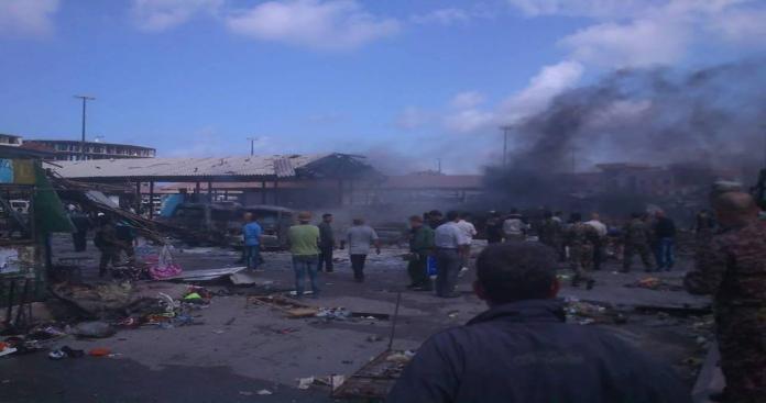 أحرار الشام تنفي مسؤوليتها عن تفجيرات الساحل السوري