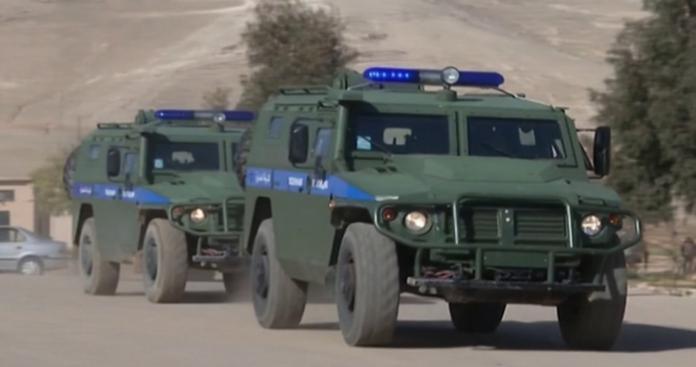 """جمهورية أوروبية ترسل كتيبة من الشرطة العسكرية إلى سوريا لمساعدة """"نظام الأسد"""""""