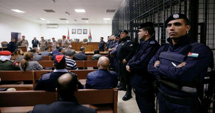 الأردن.. محاكمة باسم عوض والشريف حسن بن زيد في أمن الدولة