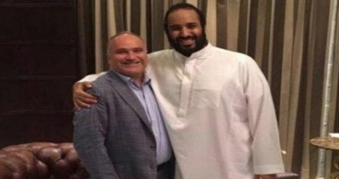 """مفاجأة صادمة.. شيء يخص محمد بن سلمان في جوال المتحرش مستشار """"ابن زايد"""""""