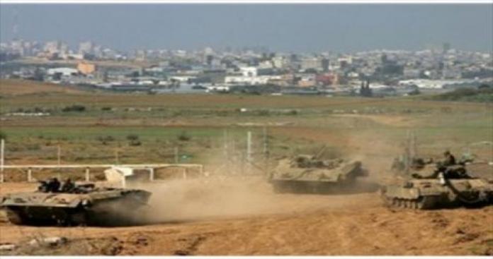 الاحتلال يتوغل شمال قطاع غزة.. وإصابة فلسطيني بالرصاص