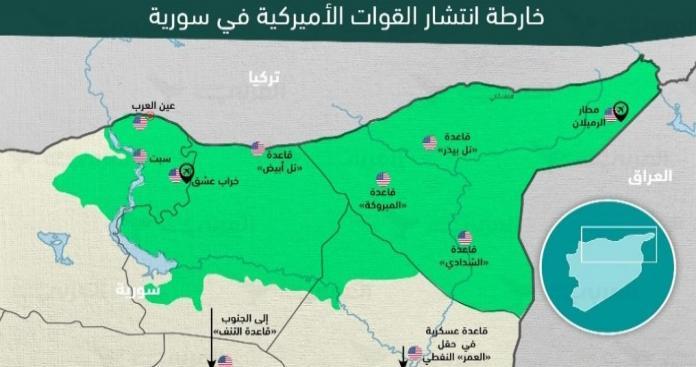 الانسحاب الأمريكي من سوريا: الأبعاد والمسارات