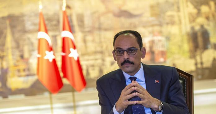 متحدث الرئاسة التركية يكشف مخاوف تركيا من عواقب تصفية قاسم سليماني