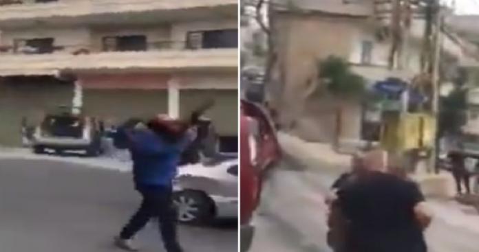 لبنان تشتعل.. استهداف موكب وزير الدولة لشؤون النازحين وسقوط قتلى (فيديو)