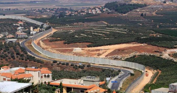 الجيش اللبناني يعتقل سوريا حاول التسلل إلى إسرائيل
