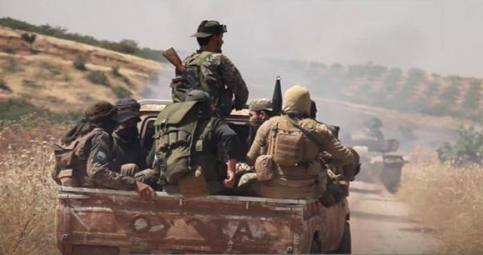 """بيان عاجل لـ""""الفصائل الثورية"""" في ريف حلب (فيديو)"""