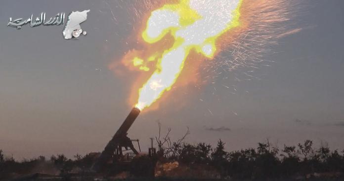 ثوار ريف حمص الشمالي ينفذون عملية خاطفة ضد قوات النظام السوري