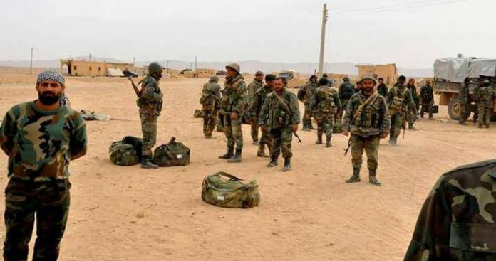 """تحركات عسكرية لميليشيا """"الخامس اقتحام"""" التابعة لحميميم في محيط إدلب"""
