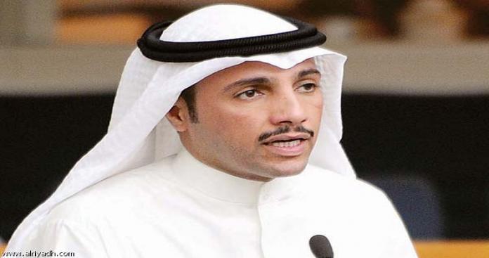 اعتداء مفاجئ على رئيس مجلس الأمة الكويتي داخل مقبرة