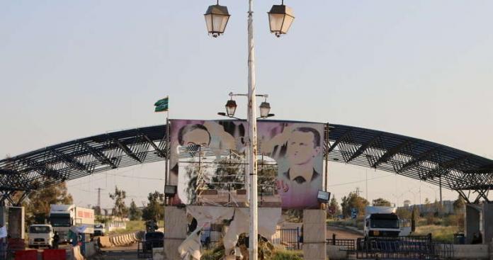 """إجراء لـ""""جيش الأسد"""" على الحدود الأردنية - السورية بناءً على طلب من السعودية"""