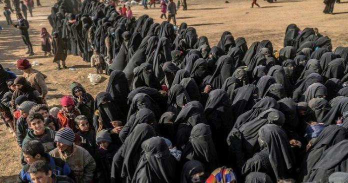 """""""واشنطن بوست"""" توضح كيف عادت خلافة """"تنظيم الدولة"""" في قلب مناطق ميليشيا """"قسد"""""""