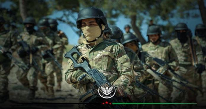 """أول رد من """"الجبهة الوطنية"""" على شائعات تسليم المناطق المحررة لـ""""قوات الأسد"""""""