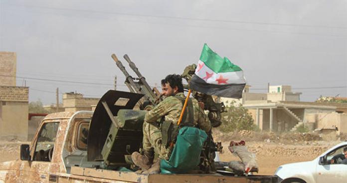 """القبض على خلية تابعة لميليشيات """"النمر"""" بريف حلب"""