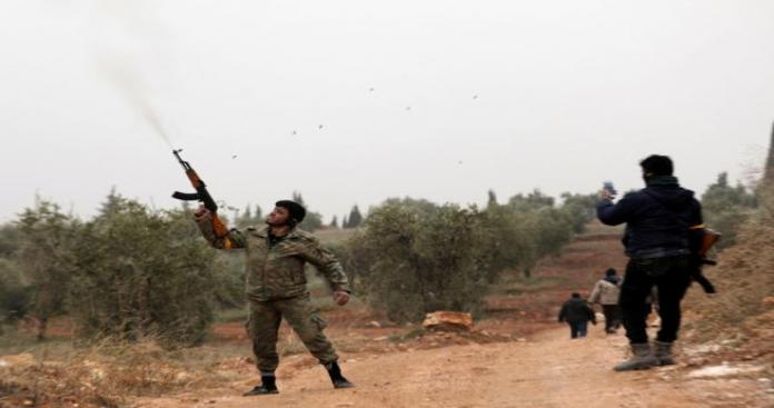 """مصدر خاص يكشف لـ""""الدرر الشامية"""" عن مفاوضات بين """"الجيش الوطني"""" و""""شهداء الشرقية"""" في عفرين"""