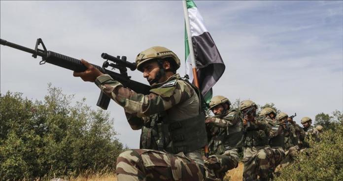 """مع قرب العملية العسكرية.. """"الجيش الوطني"""" يوجه رسالة مهمة إلى أهالي شرق الفرات"""