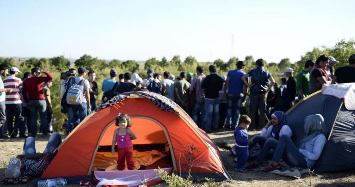 ألمانيا تعلن مفاجأة سارة للاجئين السوريين العالقين في اليونان