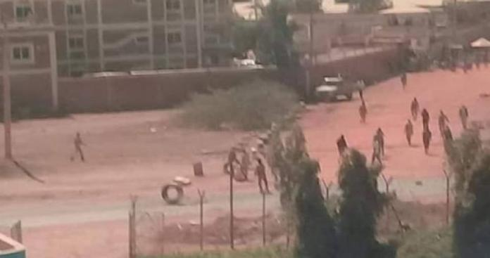 """سفارة السعودية بالخرطوم تحذر مواطنيها من مواقع """"العمليات الأمنية"""""""