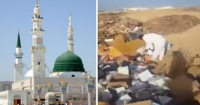 """حادثة صادمة في المدينة المنورة.. والسعودي موثق الحدث يصرخ: """"حسبنا الله"""" (فيديو)"""