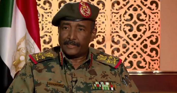 """المجلس العسكري الانتقالي في السودان يوجِّه رسالة إلى """"نظام الأسد"""""""
