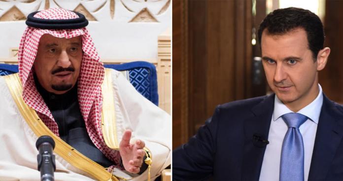 """صحيفة تكشف عن تحوّل مفاجئ وغير مسبوق من السعودية تجاه """"نظام الأسد"""""""