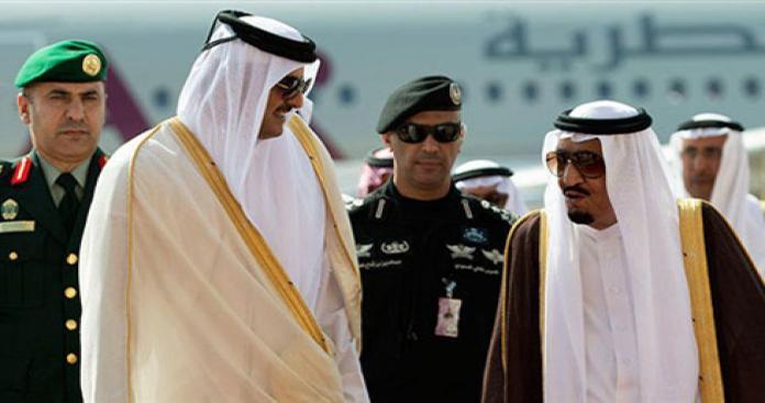 """بعد رسالة القمة الخليجية.. وزير """"الملك سلمان"""" يكشف ما سيحدث مع أمير قطر"""