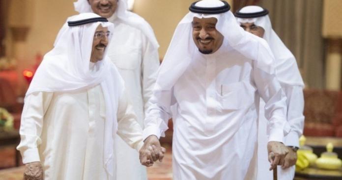 بعد حادثة كشفتها زيارة وزير خارجية إيران.. إجراء عاجل من الملك سلمان مع أمير الكويت
