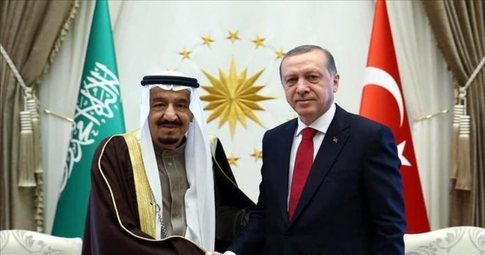 """بعد حادثة هزت """"آل سعود"""".. اتصال عاجل من """"أردوغان"""" لـ""""الملك سلمان"""".. وكشف تفاصيل ما دار بينهما"""