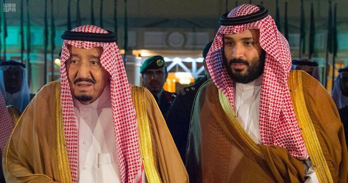 """قرار عاجل من الملك سلمان و محمد بن سلمان بشأن قطر.. """"تعاونوا معنا"""""""