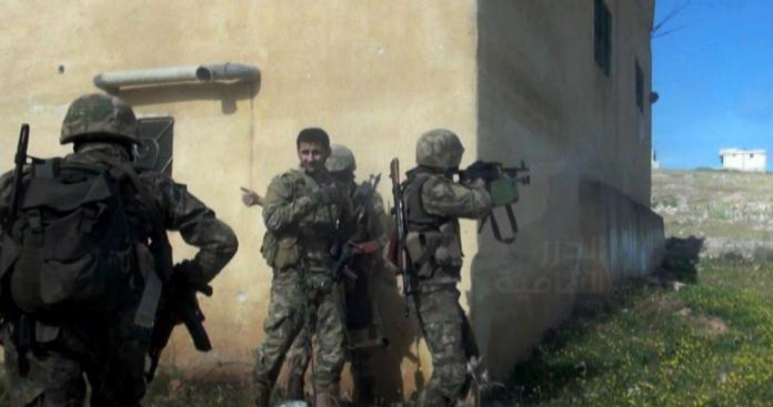 """أول بيان لـ""""سرايا المقاومة الشعبية"""" بعد تشكيلها على وقع الحملة العسكرية للنظام وروسيا في إدلب"""