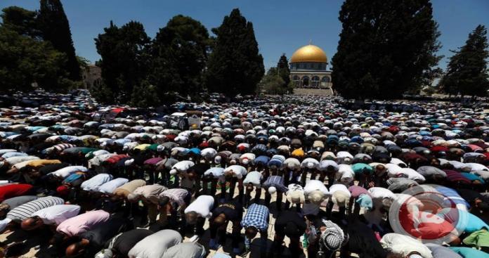 """بشرى سارة للفلسطينيين.. تحديد موعد فتح """"المسجد الأقصى"""" أمام المصلين"""