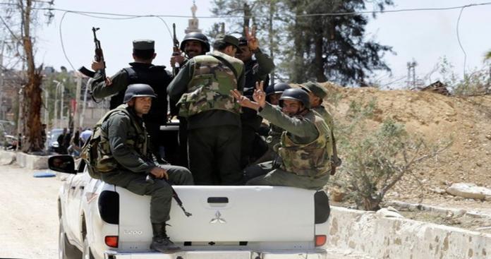 """تعميم عسكري داخل """"جيش الأسد"""" يؤشر على بدء التخلص من الميليشيات الرديفة"""
