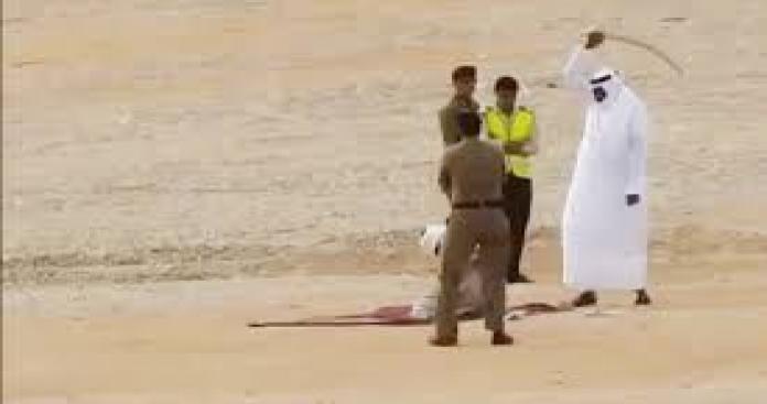 بعد صدور أمر ملكي.. قطع رقبة مواطن سوري في السعودية