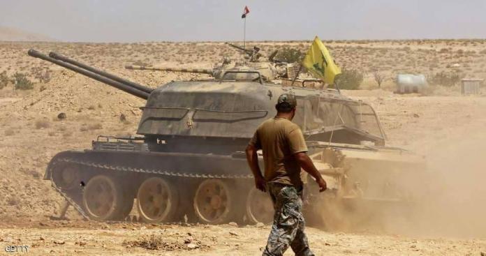 """صحيفة: """"نظام الأسد"""" أمر ميليشيا """"حزب الله"""" بإجراءات جديدة في القصير"""