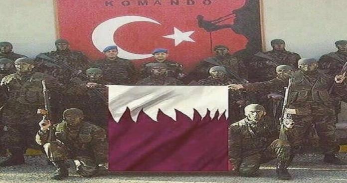 ماذا يفعل قائد سلاح البحرية التركي في قطر؟