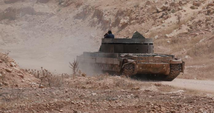 """واشنطن بوست: معارك دمشق أثبتت أن """" المعارضة السورية"""" لن تنهزم"""