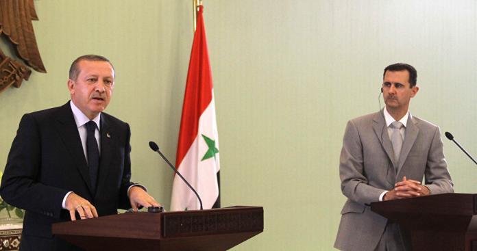 """بشار الأسد يرغب في مقابلة """"أردوغان"""".. ويكشف عن لقاءات سريَّة مع الاستخبارات التركية"""