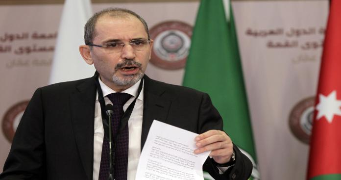 """وزير خارجية الأردن يحرج """"نظام الأسد"""" ويضعه في مأزق"""