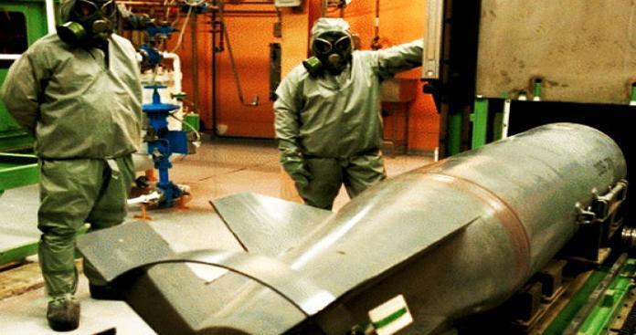 هذا ما طلبته أمريكا من نظام الأسد بشأن الأسلحة الكيماوية