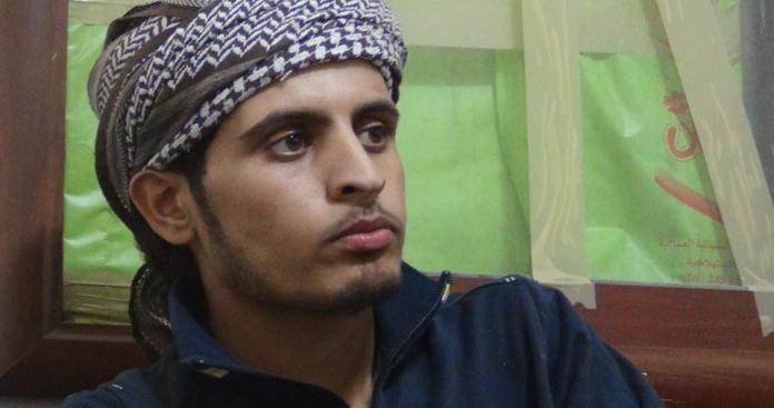 """الخبر اليقين عن مبايعة """" عبد الباسط ساروت """" لتنظيم الدولة"""