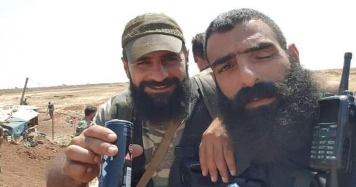 """بالفيديو.. """"الأعور الدجال"""" يهدد من سوريا """"آل سعود"""""""