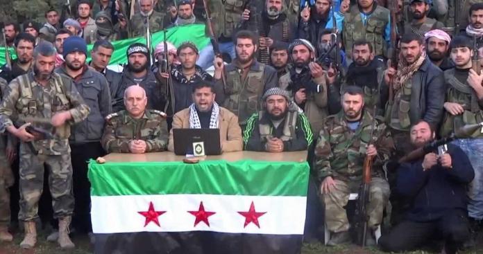 فصائل ثورية تعلن الاندماج في تشكيل عسكري جديد بجنوب سوريا