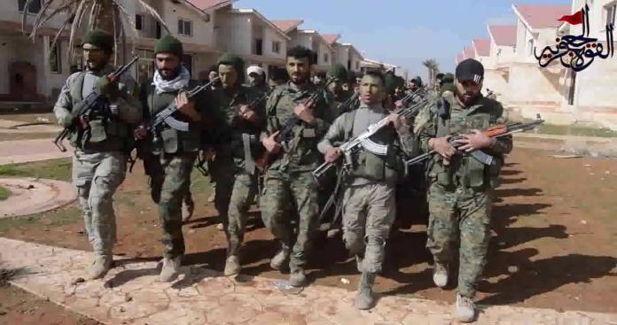 """الخطاب الطائفي للميليشيات الإيرانية يتصاعد في سوريا.. ويتجاوز الخطوط الحمراء لـ""""الأسد"""" (فيديو)"""