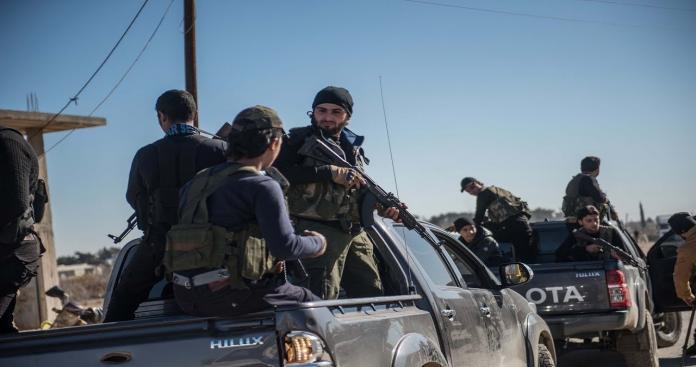 """""""الجبهة الوطنية"""" تفتك بمجموعة كاملة من قوات الأسد في جبل التركمان باللاذقية"""