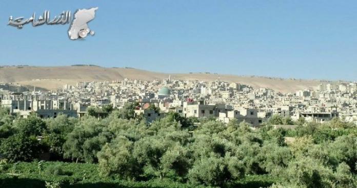 ماذا يحصل في مدينة التل بريف دمشق ؟