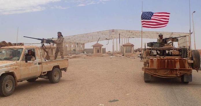 """هجوم لـ""""قوات الأسد"""" قرب قاعدة التنف الأمريكية.. و""""مغاوير الثورة"""" يكشف التفاصيل"""